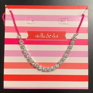 Stella & Dot girls sparkle & shine necklace